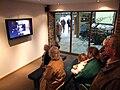 Yorkshire Museum of Farming, Murton Park York, England -Audiovisual room (RLH).JPG
