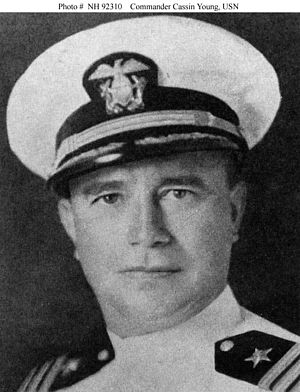 Cassin Young - Captain Cassin Young, USN