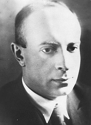 Yuliy Meitus - Yuliy Meytus in 1926