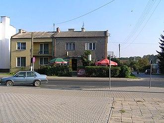 Żółkiewka, Lublin Voivodeship - Center of Żółkiewka