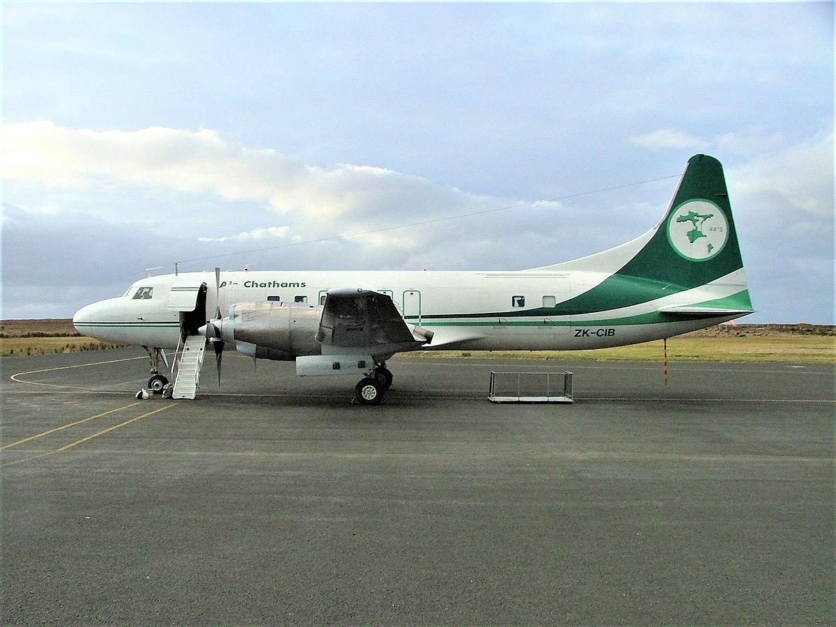 Air Chathams - Wikipedia