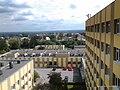 Z okna szpitala - Końskie. - panoramio.jpg