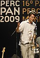 Zach Condon - Festival PercPan - 2009.jpg