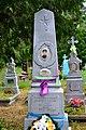 Zalistsi Turiiskyi Volynska-grave of soviet warrior Bakunov-2.jpg
