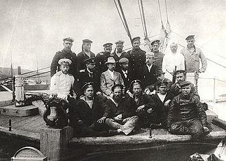 Nikolai Kolomeitsev - Image: Zarya crew