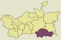 Zawiercie Bzow location map.png