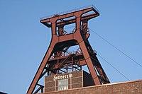 Industriekomplex Zeche Zollverein in Essen