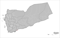 Zinjibar District Locator.png