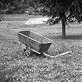 """""""Košula"""" (kršula) (""""ta velka"""") iz vrbe pletena za travo, deteljo, repo itd, Zadlog 1959.jpg"""