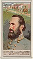 """Stonewall"" Jackson, from the Great Generals series (N15) for Allen & Ginter Cigarettes Brands MET DP834781.jpg"