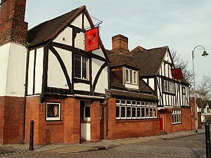 Cross Keys, Dagenham - Cross Keys Inn, Dagenham