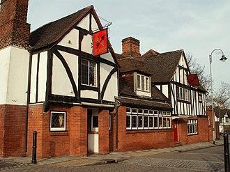 Cross Keys, Dagenham - Cross Keys Inn, Dagenham
