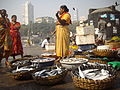 'Fish Auction' at Sassoon Docks in Mumbai..JPG