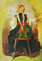 'Martha Van Coppenolle' - First Painting.JPG