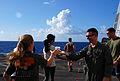 'Purple Foxes' hold Landaker 5k Run on USS Green Bay 120930-N-BB534-263.jpg