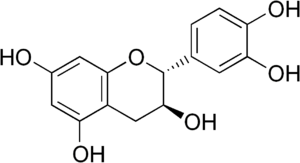 Monoamine oxidase B - Image: (+) Catechin