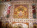 (Pakistan)-Emperor Jahangir Tomb 17 th Century,Shahdara,Near Lahore-By @ibneazhar Sep 2014 (220).jpg