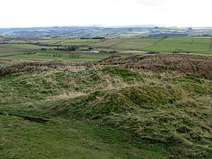 Milecastle 40 - The site of Milecastle 40