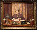 Édouard vuillard, lucien rosengart al suo tavolo da lavoro, 1930.JPG