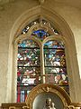 Église Saint-Denis d'Hodenc-en-Bray vitrail 2.JPG