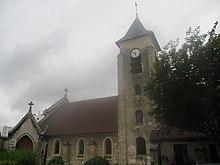 vue de lglise saint lucien aujourdhui aglise saint lucien de