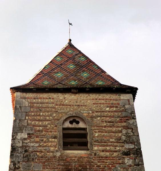 Église Saint-Paul de Rignieux-le-Franc.