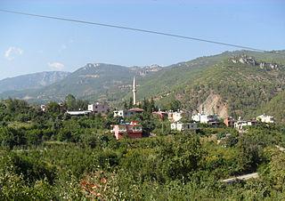 Üzümlü, Erdemli Village in Mersin Province, Turkey