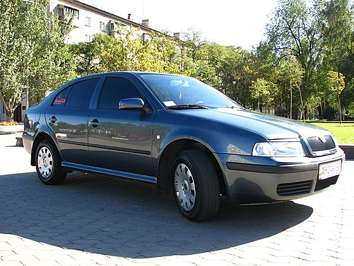 Škoda Octavia (LancerenoK) 5
