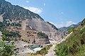Κατασκευή φράγματος Συκιάς, το κύριο φράγμα της εκτροπής Αχελώου - panoramio.jpg