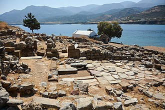 Mochlos - The Minoan settlement of Mochlos