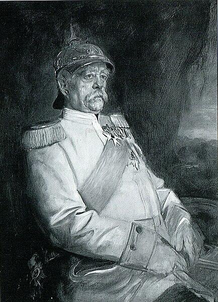 Otto Bismarck.