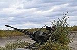 Бойове злагодженне підрозділів Збройних Сил України на одному з полігонів на Житомирщині 06.jpg