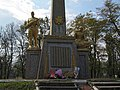 Братська могила в парку на вул.Радянська, Кам'янка-Дніпровська 03.JPG