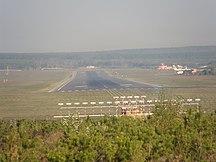 Aeroporto di Krasnojarsk-Emel'janovo--ВПП 29L
