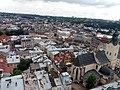 Вид на Кафедральний собор з вежі міської Ратуші.jpg