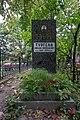 Красненькое кладбище Могила Тургеля.jpg