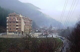 Lukovo, Kuršumlija Place in Serbia