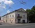 Луцьк - Будинок Луцької братської школи при Монастирі василіан P1070845.JPG
