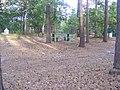 Могила лейтенанта Чайки І.С. в лісі біля с.Берестовець 08.jpg