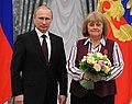 Орденом «За заслуги перед Отечеством» IV степени награждена Светлана Савицкая.jpeg