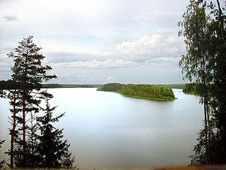 Smolenskoye Poozerye National Park