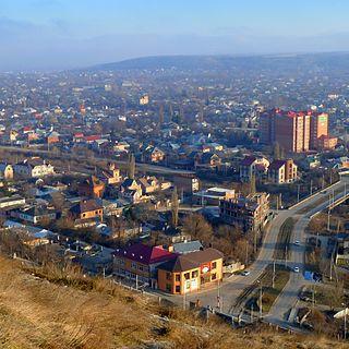 City in Stavropol Krai, Russia