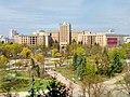 Північний корпус Каразінського університету з вікна головного корпусу.jpg