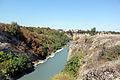 Река Аргун и село Дуба-Юрт.JPG