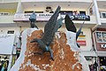 Скульптура Чайки. Marmaris. Mugla. Turkey. Июнь 2015 - panoramio.jpg