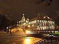 Спас-на-Крови и школа народных искусств со стороны 2-го Садового моста - panoramio.jpg