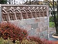 Судрабкалниньш, мемориал защитникам Риги 1919 - panoramio (3).jpg