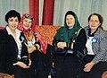 Төркиә. Төрөк ғалимәләре менән Г. Ситдиҡова, Ф. Хисамитдинова.jpg