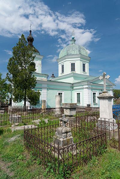 Всіхсвятська церква, Херсон. Автор фото — Сергій Рижков, ліцензія CC-BY-SA-4.0