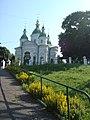 Церква Прпп. Антонія і Феодосія, 1758 року побудови. м. Васильків.2..JPG
